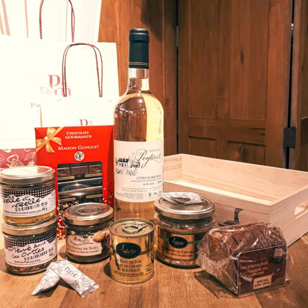 Découvrez le coffret Le Gourmand, un produit Poivre & Miel.