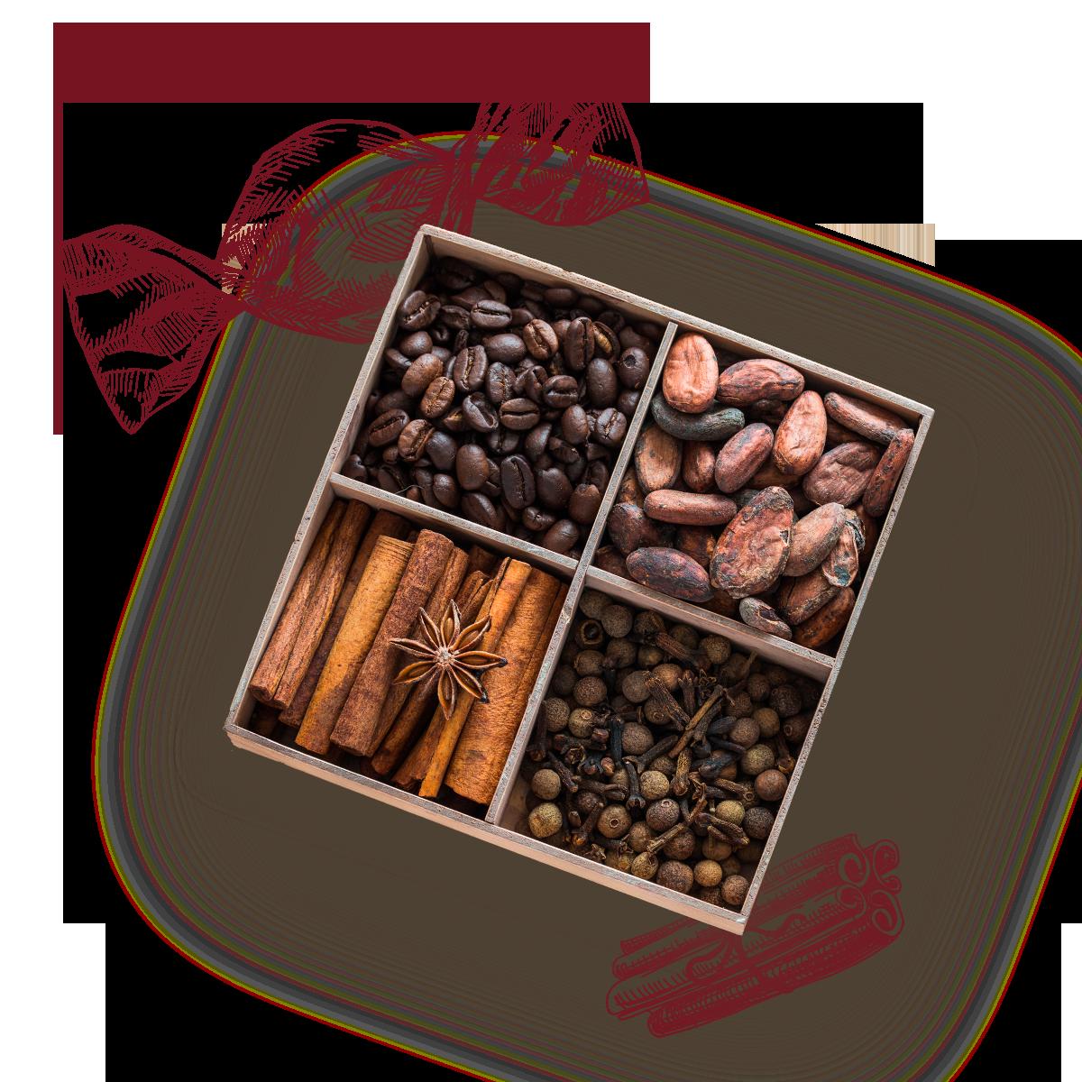 La gourmandise, un élément essentiel chez Poivre & Miel